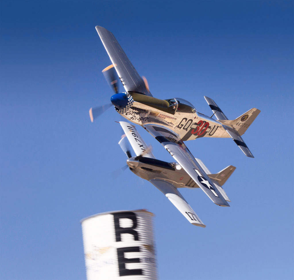 Reno Air Race: Fly low, fly fast, turn left – WingMag